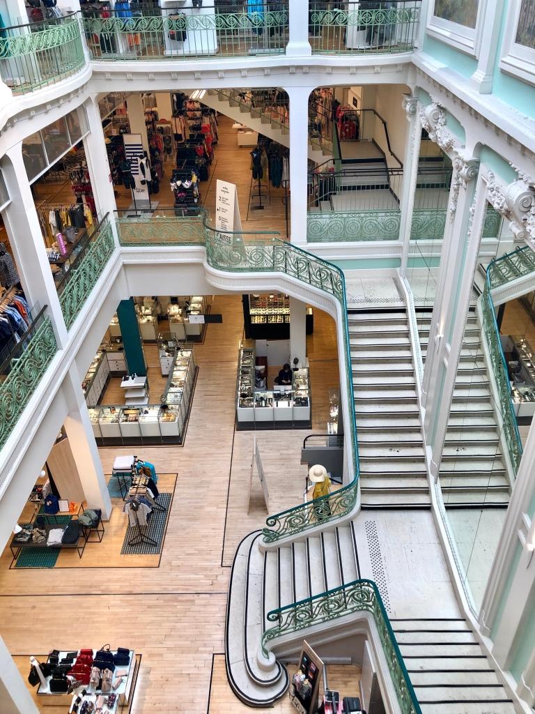 Les Galeries Lafayette de Dax
